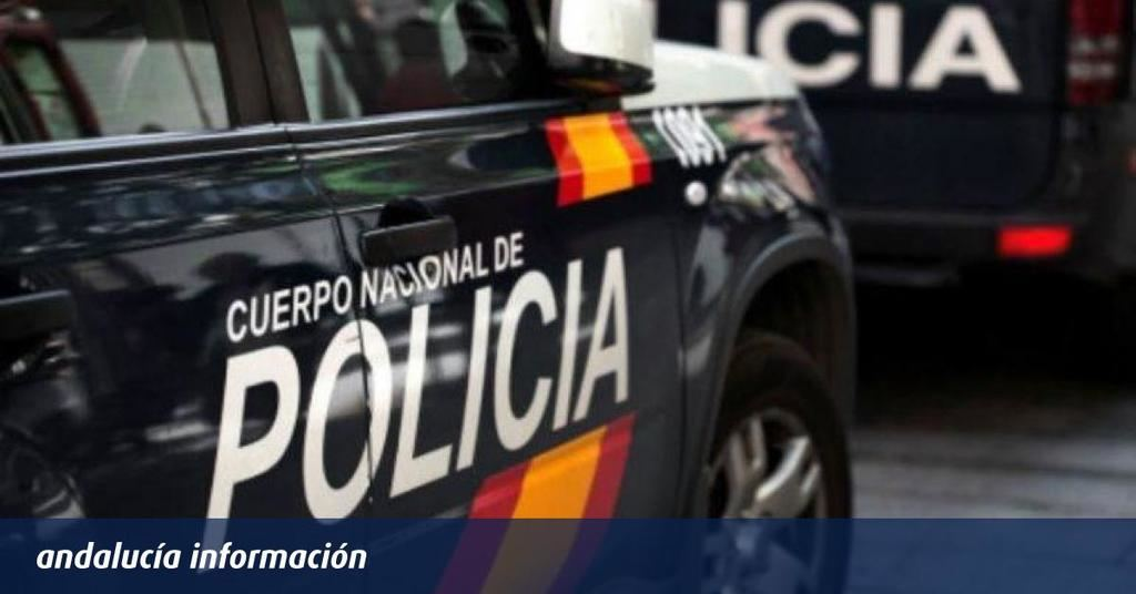Disturbios en La Línea de la Concepción. (Foto: Andalucía Información)