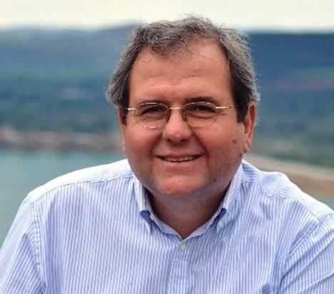 Enrique Mendoza, miembro dimisionario de la Ejecutiva de Ciudadanos (C's) de León