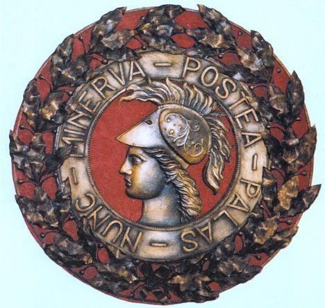 Escudo de la Academia de Matemáticas de Barcelona