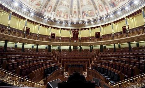 Congreso de los Diputados. (Foto: www.es.reuters.com)
