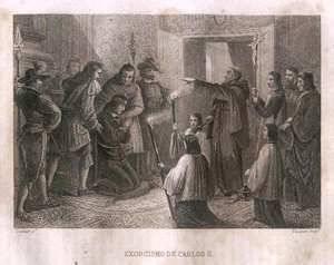 Un rey hechizado y sus monjas endemoniadas