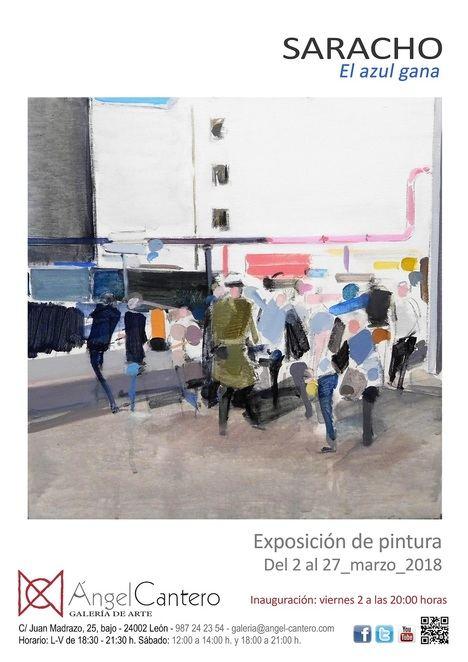 Ángel Hurtado de Saracho: El azul gana