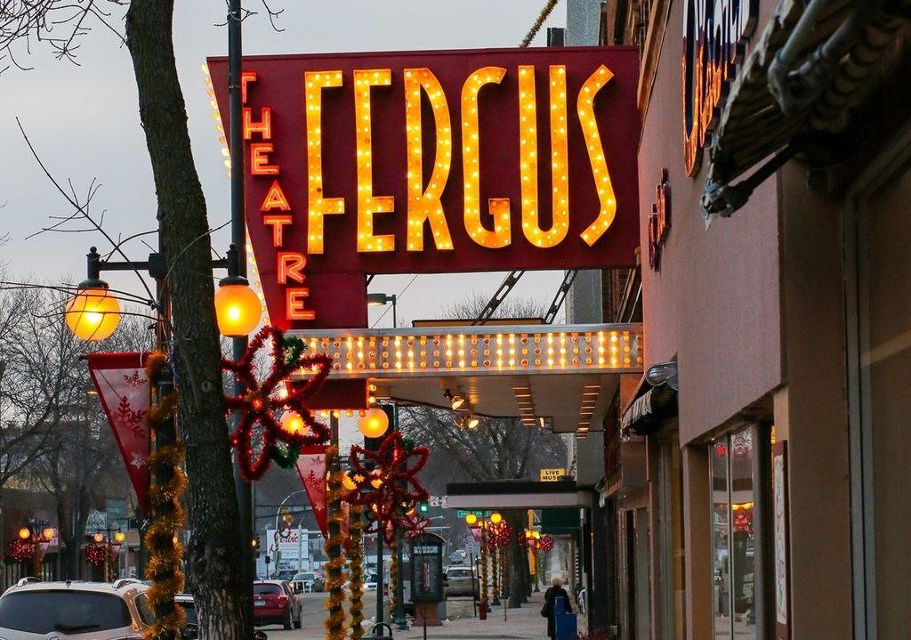 Foto: Arte y Cultura (Ayuntamiento de Fergus Falls, Minnesota, USA)