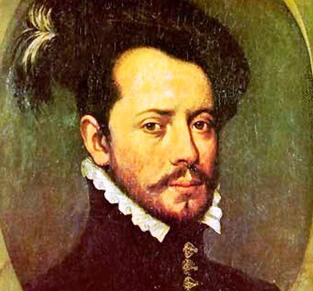 Martín Fernández de Enciso (1469 - 1533). Conquistador y geógrafo español.