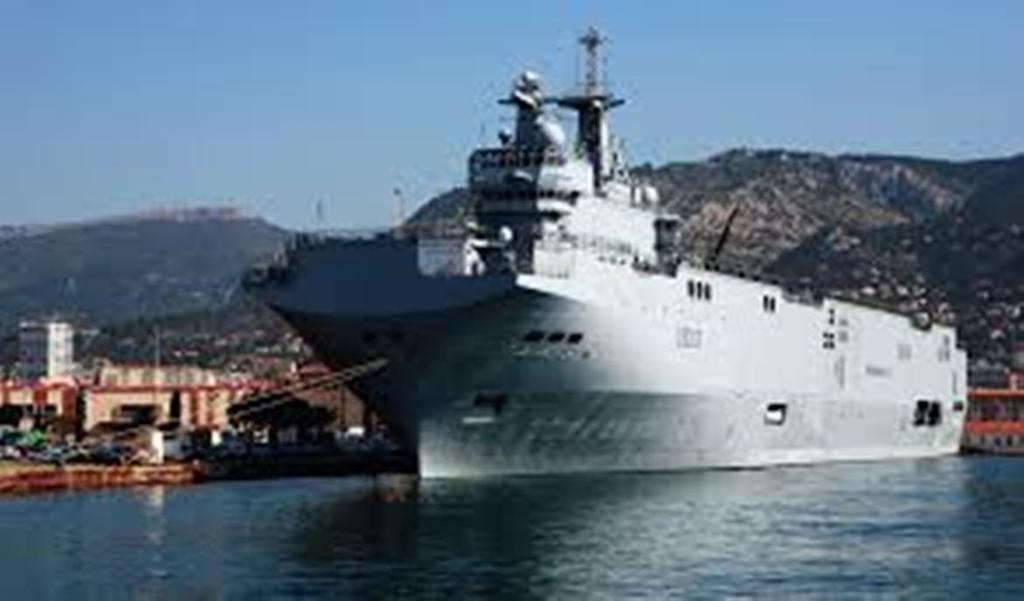 Foto: Ministerio de Defensa. Gobierno de España