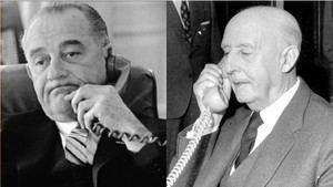 El consejo premonitorio de Franco que el presidente Johnson ignoró. (Foto: https://es.newseurope.info/).