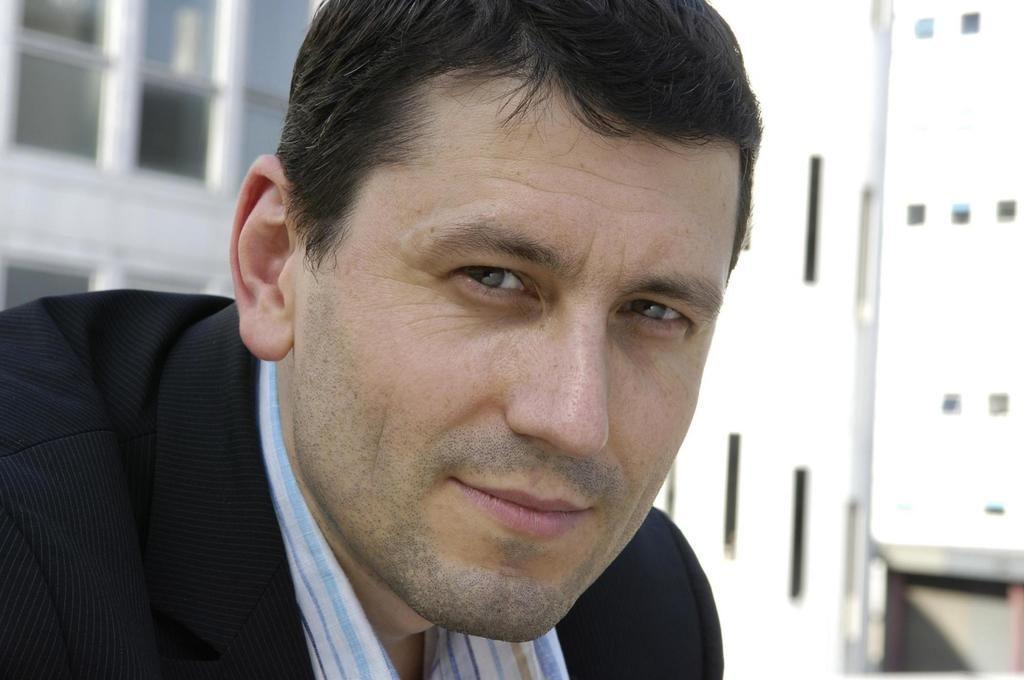 Frederic Martel (1967): escritor, sociólogo y periodista francés. (Foto: Wikipedia)
