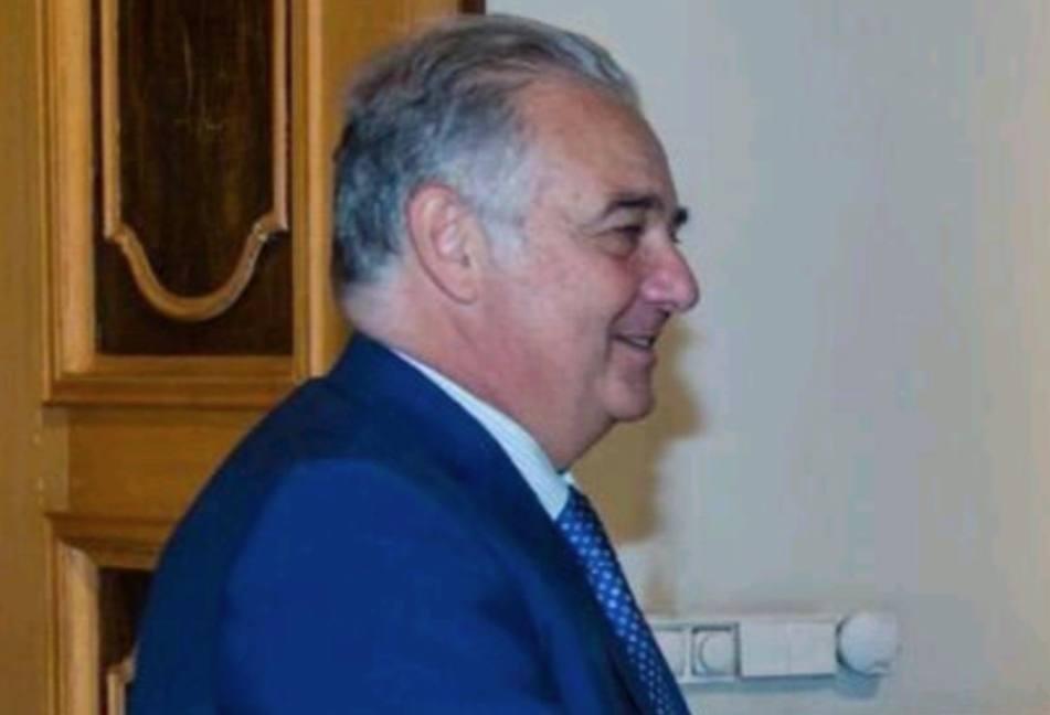 Exmo. Sr. D. Gabriel Ferrán Carrión, embajador de España en Afganistán.