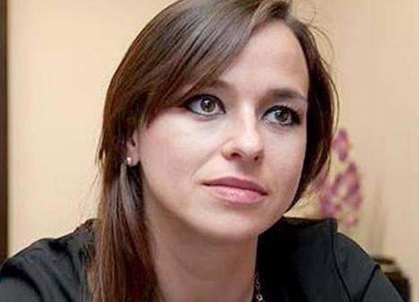 Gemma Villarroel, portavoz de Ciudadanos (C's) en el Ayuntamiento de León. (Foto: www.epolitic.org)