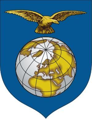 Escudo del Grupo Aéreo Europeo. (Wikipedia).