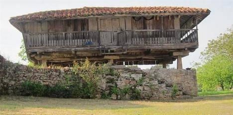 En Asturias, ¡IBI para los hórreos y las paneras!