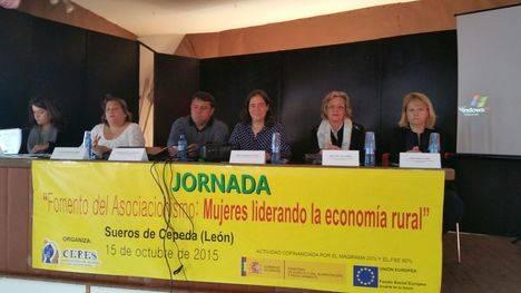 Importante jornada de la mujer en el ámbito rural