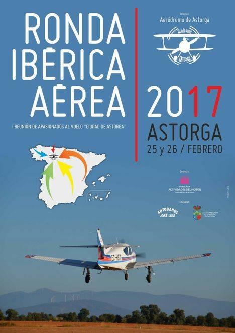 Primer Encuentro de apasionados del vuelo 'Ciudad de Astorga'