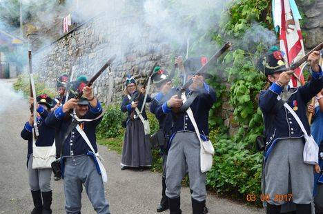 La Historia de España en Cerredo (Asturias)