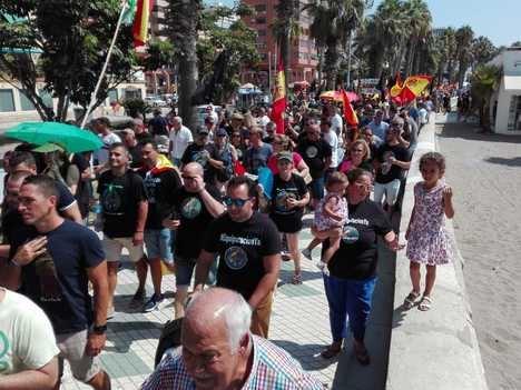 Gran éxito de las manifestaciones de JUSAPOL en Málaga y Valencia