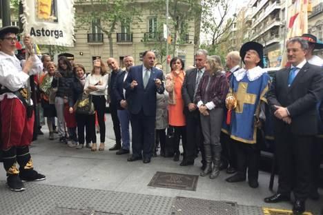 Fiesta cívica en homenaje a las Fuerzas Armadas y los Cuerpos de Seguridad