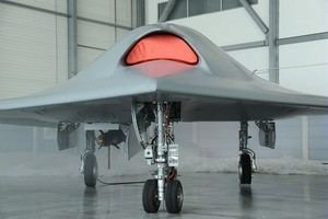 Prototipo del nEUROn, de Dassault. Foto: http://fr.ubergizmo.com/