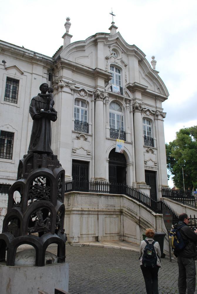 Iglesia de San Antonio de Lisboa