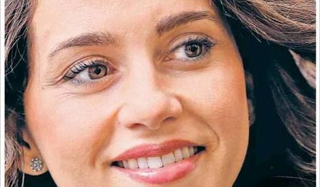 Inés Arrimadas, punto de referencia de Ciudadanos