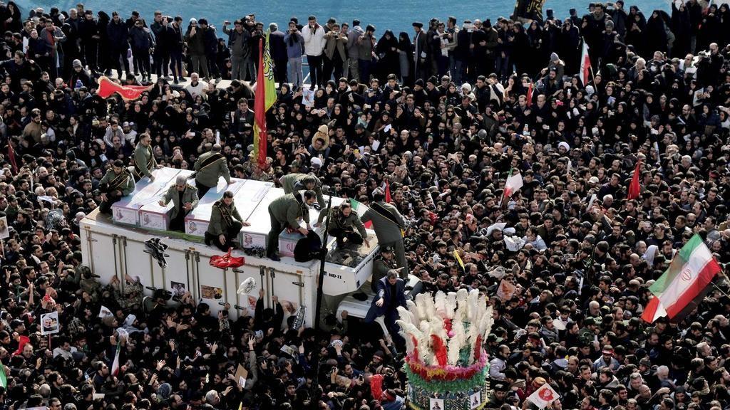 (Foto AP / Ebrahim Noroozi)