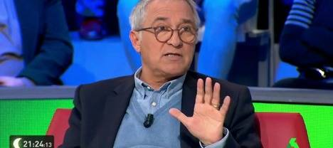 Javier Sardá, tertuliano de La Sexta