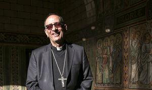 Monseñor Omella, arzobispo de Barcelona y presidente de la Conferencia Episcopal Española. (Foto: www.ara.cat)