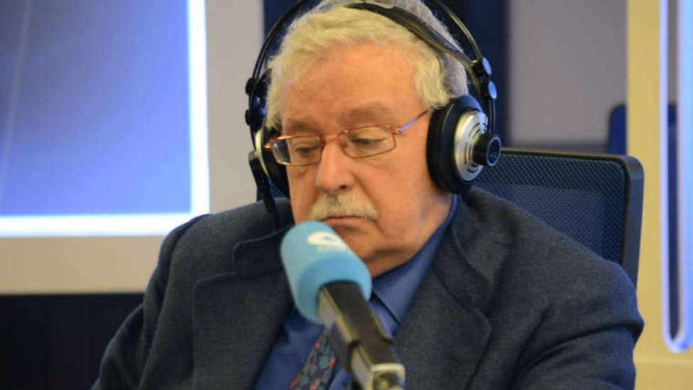 Joaquín Leguina, el azote sobrevenido de Arrimadas. (Foto: www.cope.es)