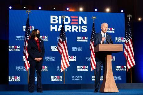 Joe Biden, nuevo presidente de los EE.UU. (Foto: Erin Schaff/The New York Times)