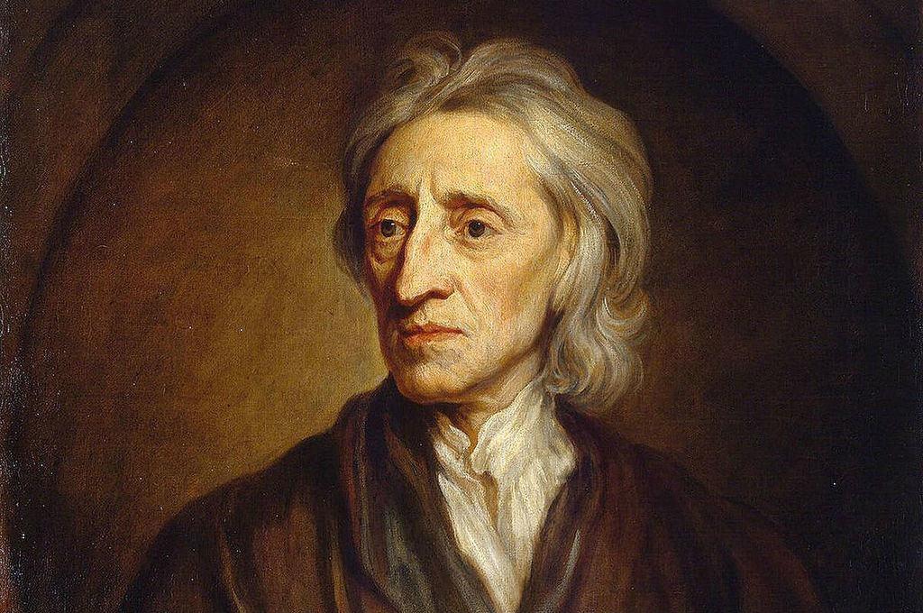 John Locke, autor de Second Treatise of Civil Government (1690).