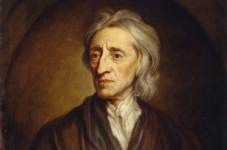 John Locke, autor de Second Treatise of Civil Government (1690).
