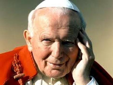 Karol J. Wojtyla, San Juan Pablo II.