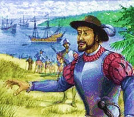 Juan Ponce de León (1460 - 1521), descubridor de La Florida