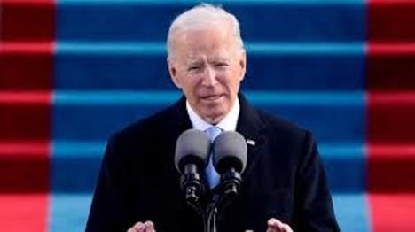 Joe Biden, nuevo Presidente de los EE UU. (Foto: RTVE).