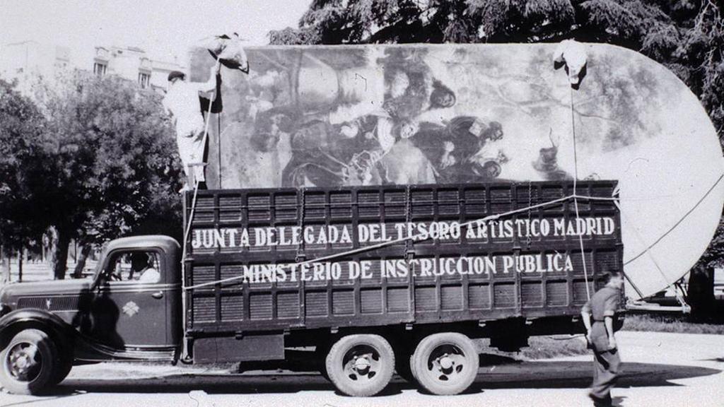'Las cajas españolas'. (Foto: RTVE)