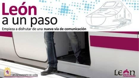 Publicidad del Ayuntamiento de León