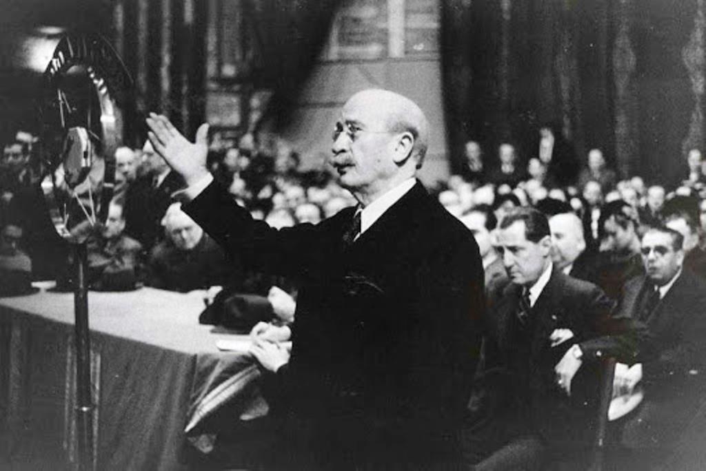 Alejandro Lerroux, prohombre republicano. (Foto: Real Academia de la Historia)