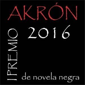Se amplía el plazo para el fallo del I PREMIO AKRÓN de Novela Negra