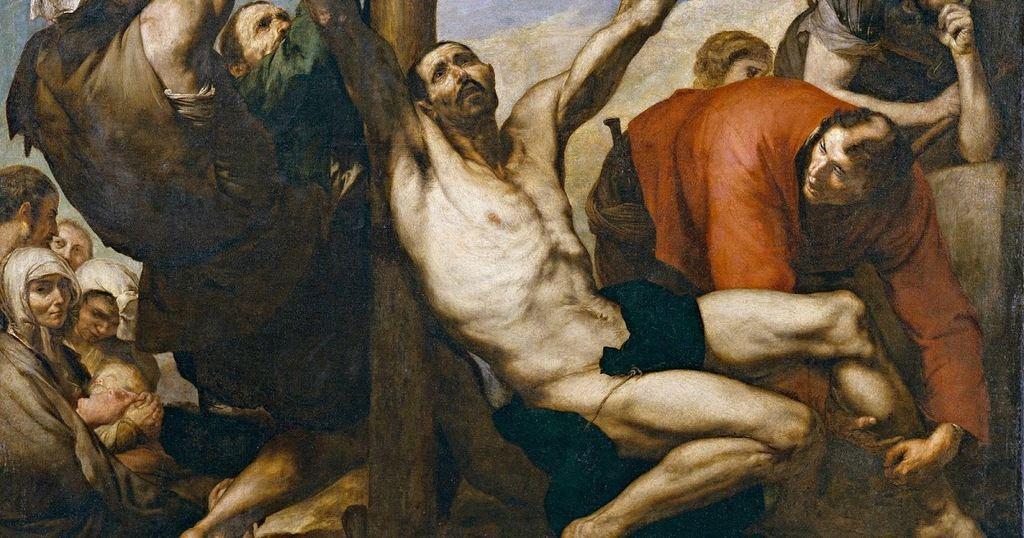 Martirio de San Felipe, de José de Ribera (Museo del Prado, Madrid)