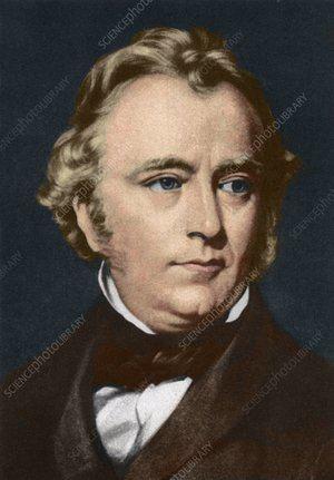 Thomas Babington Macaulay (1800 - 1859). (Foto: https://www.sciencephoto.com/)
