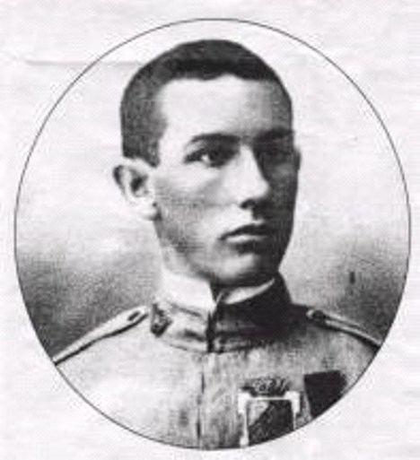 Marcelo Adrián Obregón, uno de los 'Últimos de Filipinas', natural de Villalmanzo (Burgos).