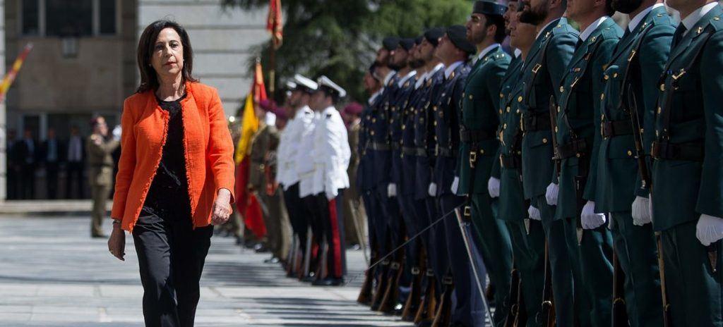 Margarita Robles, Ministra de Defensa de España. (Foto:Observatorio CISDE)