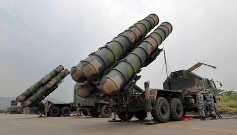 Sistema de defensa aérea de largo alcance FD-2000B, de origen chino, de las Fuerzas Armadas Marroquíes. (Foto: https://www.defensa.com/africa-asia-pacifico/)