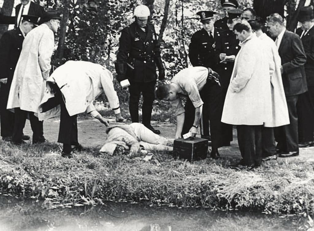Mary Pinchot Meyer, amante de J.F. Kennedy, asesinada el 12 de octubre de 1964.