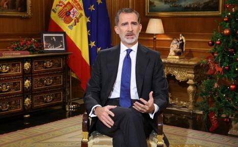 S.M. Felipe VI, Rey de España