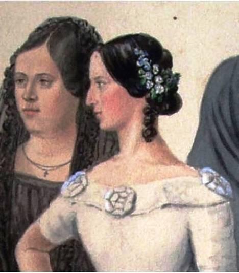 Mujeres españolas, siglo XIX