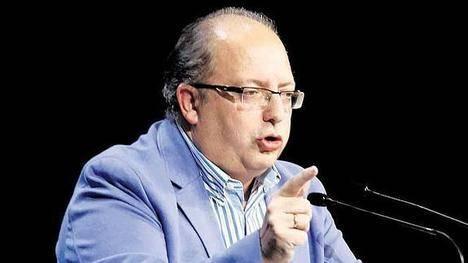 Eduardo Fernández, presidente del PP de León y candidato al Congreso