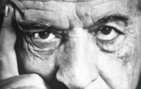 José Ortega y Gasset (Imagen: www.rtve.es)