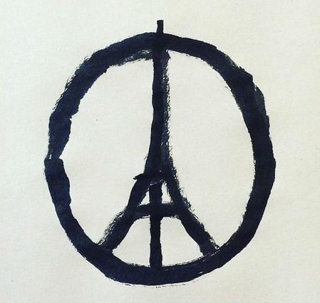 Concentración en León en solidaridad con las víctimas de París