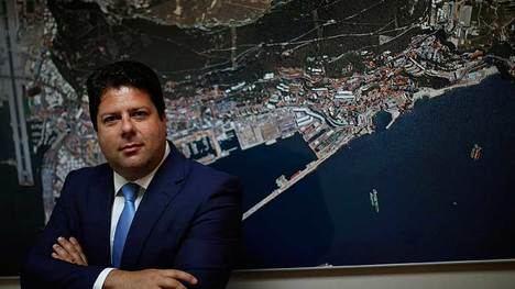Picardo: 'El infierno se congelaría' antes de que Gibraltar quite los bloques de hormigón... (Foto y texto: RTVE).