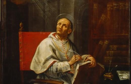 San Pedro Damián (Rávena, 1007 - Faenza, 1072).